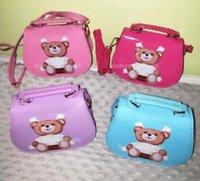kids handbags bag girl designer mini baby girls letter printed one-shoulder bags children Accessories
