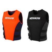 Adults Life Jacket Neoprene Safety Life Vest for Water Ski Wakeboard Swimming Jackets Zwemvest Kinderen Puddle Jumper