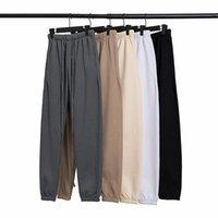 3 M Yansıtıcı Vintage Yüksek Kaliteli ES Koşu Pantolon Erkek ve Bayan Sweatpants Moda Trendleri Tasarımcı Lahana Lahana Nakış Yüksek Sokak Spor