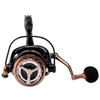Spinning Pesca Reel Ultra Spinnging Poder Potente Spinnging 4.1: 1 Relación de engranajes Perfecto para carretes ultraligidos de cebo