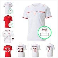2021 2022 Швейцария Национальная команда Футбол Футбол Джетки Embolo Rodriguez Seferovic 20 21 22 Домашняя футболка