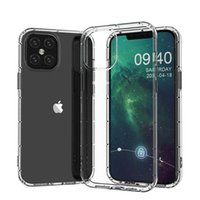 Air Bumper Protective Soft Crystal Clear Back Cover Phone Cases For iPhone11 Pro Max iPhone 12 12pro 6 6S Plus 7 8 7P 8P XR XS X