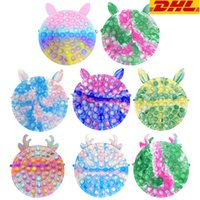 New Push Bubble Chain Shoulder Bag Squeeze Antistress Toy Creative Gifts for Adult Kids Decompression Fidget Handbag Wholesale
