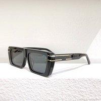 선글라스 S2U 최신 패션 안경 남성과 여성 디자이너 선글라스 비치 휴가 UV400 태양 보호 눈 코너 상자