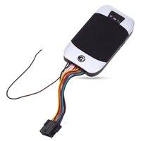 Auto Auto GPS Tracker GSM GPRS Dispositivo di tracciamento universale Posizione accurata Ubicazione in tempo reale TK303i anti-furto resistente all'acqua GRATIS