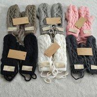 Зимние мужчины дизайнерские перчатки женские теплые мягкие черные дизайн мужские варежки на открытом воздухе езда лыжная перчатка