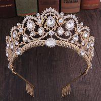 2021 grega deusa arte retro acessórios de cabelo nupcial vestido de jóias de casamento estúdio tiara coroa de moldagem