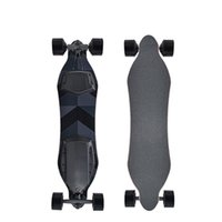 Skateboarding Electric Tongboard Planche à roulettes Urban Flatled Scooter Remote Adulte Hoverboard E-Skate