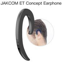 JAKCOM ET Earphone new product of Headphones Earphones match for 7mm speaker earphone upperfit earbuds best waterproof earphones