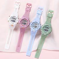 CE18 USTAI - электронные часы браслеты мальчики, девочки, мальчики и подростки, студенческие часы, яркий подарок на 2020