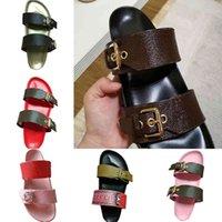 Продам хорошо высокое качество тапочки слайды сандалии летние квартиры сексуальные реальные кожаные платформы обувь на платформе дамы пляжная обувь02 078