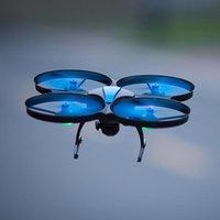 Drone goolsky com câmera l6063 720p larga angular wifi fpv altitude segure controle voz rc quadcopter dron para traning drones