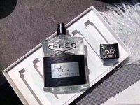 120ml Parfum Donne Perfume Lady Lady Fragance Creed Aventus / Verde Irish Tweed / Sliver Mountain Acqua Viking Bloom Black Orchid Profumes Guilty 90ml per gli uomini