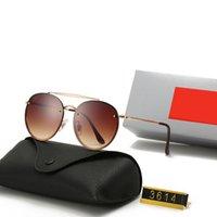 Gafas de sol Retro Círculo Redondo Vintage 3614 Para Mujeres Diseñador De Marca Gafas Sol Femeninas Oculos UV400 Gafas De Sol Mujer