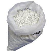 Zhenduo Spielzeug 1 kg weiß 7-8mm Wasserperlen, Kristallgelkugeln, Verstärkung gehärtetes Bombe für Gun-Kugeln (schwarz)