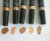 5colors ConcealerMake Up Cover Primer Concealer Base Profess...