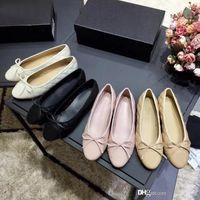 Donna Dress Shoes Designer Genuino in pelle morbida Ladies Shoed Shoes Letter di lusso Lettera classica Scarpe da pecora Stuccioli da pecora Scarpe da pecora Big Size US11 34-42
