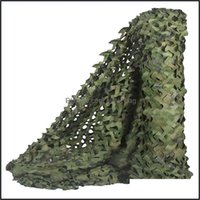 Tents Hiking Sports & Outdoorstents And Shelters Hunting Camouflage Nets Woodland Camo Netting Blinds Great For Sunshade Cam Party Decoratio
