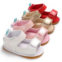 First Walkers Cute Fashion Summer Babyshoes Antiskid Baby Girls Shoes Prewalker Toddlers Born Infant Footwear