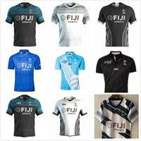 2021 Fiji Home Aways Rugby Jerseys Flying Fijians Jersey Camicia nazionale della Camicia nazionale S-5XL