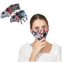 Spor Maske'nin Toz Anti Vana Solunum Kirliliği PM2.5 Yıkanabilir İngiltere Koşu Pamuk Yüz Maskeleri UDLR