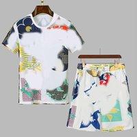 Designers de luxe Lettre Impression Running 2021 Ensembles SweatShirt Tracksuit Costumes Mens manuels Vestes Casual Sweatshirts