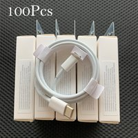 100pcs / lot 6 세대 원래 OEM 품질 케이블 1M / 3FT 2M / 6FT USB 데이터 동기 충전 케이블 패키지