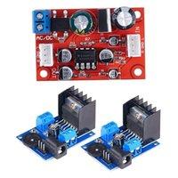Tablero de preamplificador estéreo de micrófono dinámico + alambre de blindaje de señal con 2pcs TDA7266 Módulo de potencia MP3 reproductores MP4