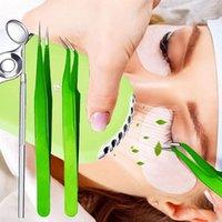 Eyebrow Tools & Stencils 1Set USB Handheld Eyelashes Dryer Fan Rechargeable Mini Portable With Tweezer Eye Patch Makeup Mirror For Eyelash E