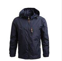 남자 재킷 야외 재킷 야영 하이킹 사냥 낚시 윈드 브레이커 소프트 쉘 후드 스포츠 관광 의류 코트 스키 양복