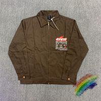 Мужские куртки Travis Scocactus Cacti Кактус Джек Джекбёс Куртка для мужчин Женщины 1: 1 Качество Вышитые повседневные пальто Шище