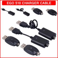 EGO USB Charger for 510 Thread Battery Electronics Cigarette Chargers Cables CE3 Cartridges E Cig Vapes Pen Charging Device