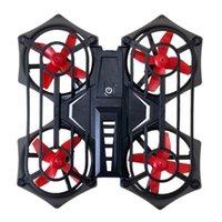 Mini jest algılama UAV haddeleme döner dört eksenli uçak uzaktan kumanda oyuncak uçak aydınlatma stüdyosu aksesuarları