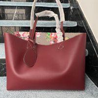 Messenger Luxurys Women Shopping 2021 Top Fashion Bag Double-sided Purse Handbag Original Designers Bags Tote Wallet Ijrqq