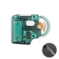 Ganchos de pesca 1 unids portátil eléctrico automático gancho máquina dispositivo dispositivo multifunción accesorios línea rápido atado
