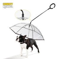 Cão vestuário CAIWI KAYI CARRANÇA PET CHOMBÉS CÓDIGOS CÓDIGOS C-shaped produtos Ajustável coleira para andar no dia chuvoso
