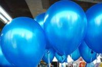 100pc Lot 10' Inch1.2g Dark Blue Balloon New 2016 Baby Shower Birthday Party Wedding Decoration Balloon ZHL0272
