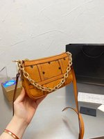 Diseñador Brand Sidebag Costerwear Handbag Messenger Bag Llavero Moda de alta calidad One inclinado Hombro Mini bolsos Tamaño 21x13cm