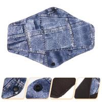 Storage Bags 1Pc Bamboo Charcoal Reusable Pad Menstrual Sanitary Napkin (Assorted Color)