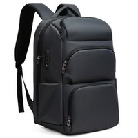 Backpack Large Capacity USB Charger Men Oxford Laptop Bags Male Waterproof School Daily Day Packs