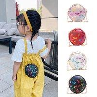 Little Girls Purses and Handbags Cute Butterfly Coin Pouch Kids Kawaii Basketball Clutch Bag Baby Change Purse
