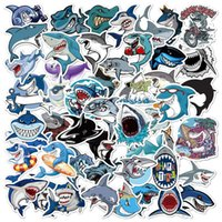 ملصق 50 القرش الكرتون كتابات ملصقات حقيبة الأطفال سكيت الثلاجة ماء للماء