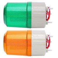 긴급 조명 Lampada LED 버드 경고등 조명 램프 비드 회전 빛나는 산업 표시기 24V DC BEM-1101 E27