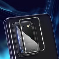 Protecteur d'écran de l'objectif de la caméra pour s20 Ultra Plus Back Bague de protection Galaxy Plein couverture Plein Téléphone Pellical Protecteurs
