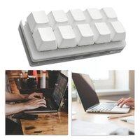 Keyboard Covers Programmable Mechanical 10 Keys Macro Keypad USB For Outemu Programming Swap DIY Shortcut E7J0