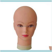 AeSsories Tools ProductsFemale Mannequin Head Парики Волосы для парики1 Drop Доставка 2021 SGMYG