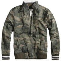 Militärische Taktische Jacken für Männer Frühling Windjacke Mäntel Männlicher Streifen Mantel Outdoor Army Style Tarnung Mans Outcoat Herren