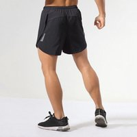 Lulu Erkekler Spor Kısa Pantolon Şort Mens Lu Yoga Hizans Limon Shortpants Hızlı Kuru Plaj Gevşek Artı Spor Spor Cepleri Alt Sweatpants O1ZT #