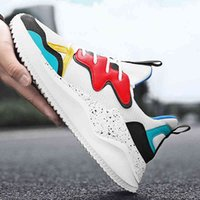 أحذية رجالية الاحذية نماذج انفجار الأزياء الاتجاه أبي أحذية يمكن ارتداؤها مريحة أحذية رجالي الارتفاع زيادة تنفس shoesf6 أسود أبيض