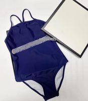 2021 طفلة قطعة واحدة ملابس الأطفال ملابس السباحة طفل الفتيات ملابس الاطفال بيكيني بحر جودة عالية